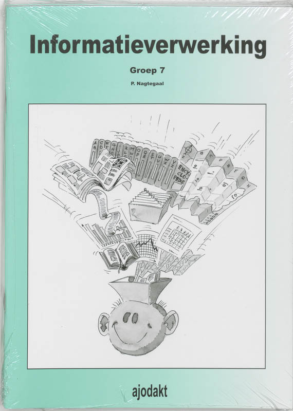 Ajodakt informatieverwerking Groep 7 set 5ex