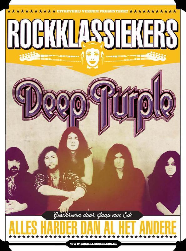 Rock Klassiekers Deep Purple