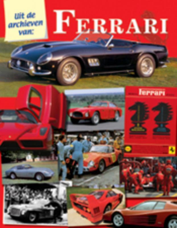 Uit de archieven van .... Ferrari