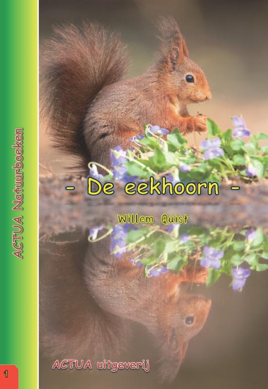 ACTUA Natuurboeken De eekhoorn