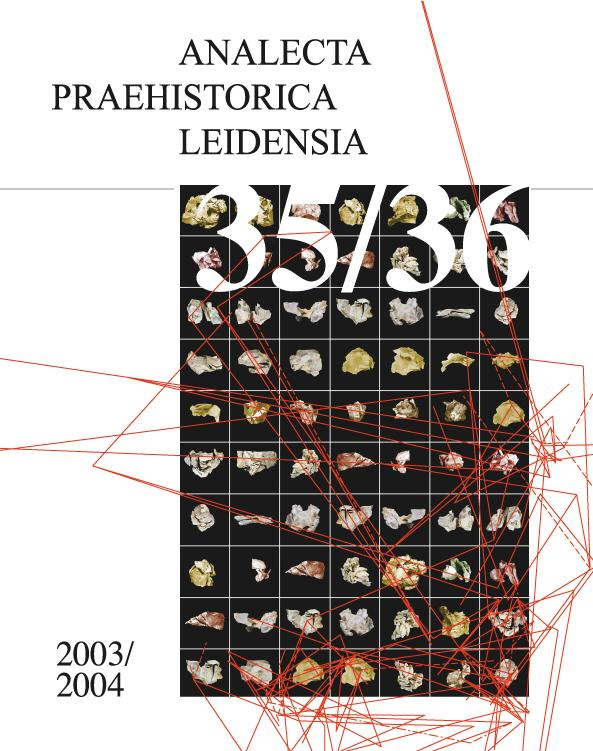 Analecta Praehistorica Leidensia Beyond the Site