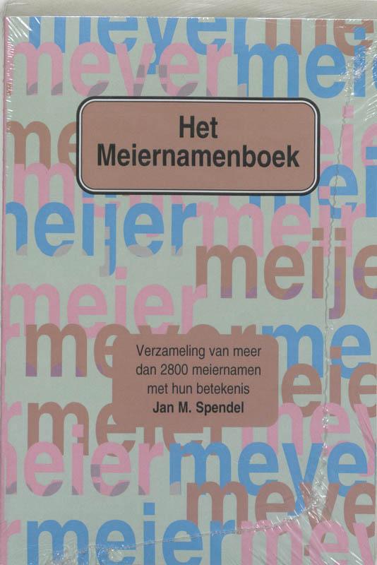 Het meiernamenboek