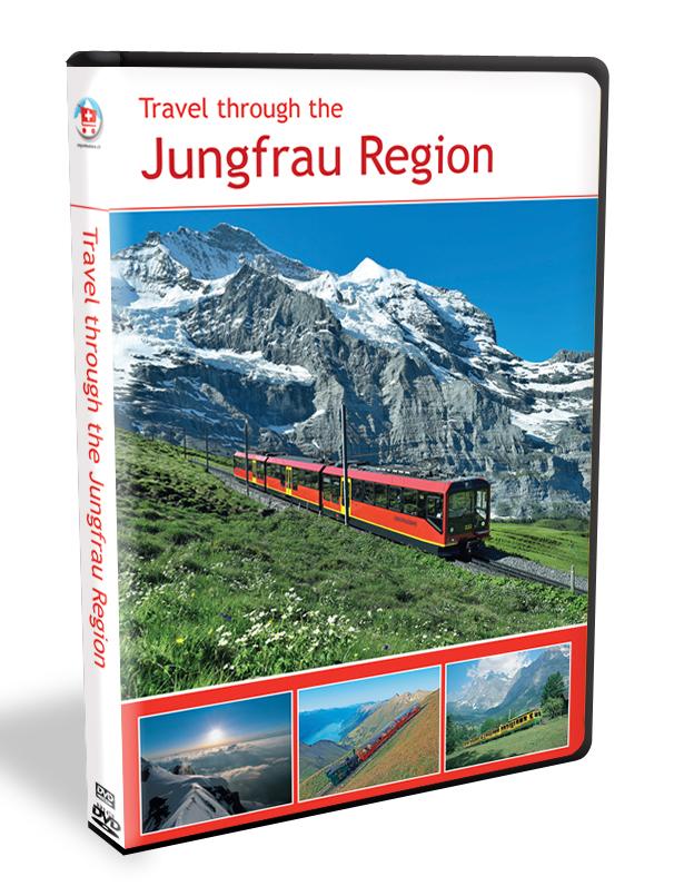 Reizen Door De Jungfrauregio