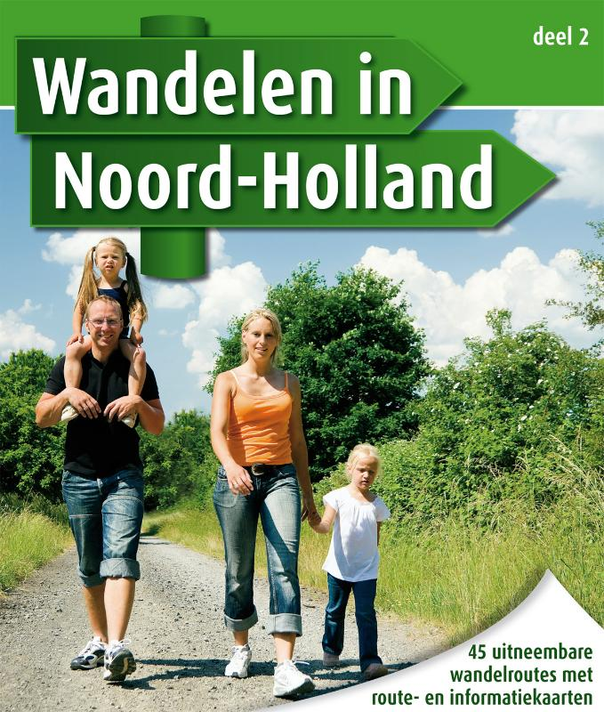 Wandelen in Noord-Holland 2011 deel 2