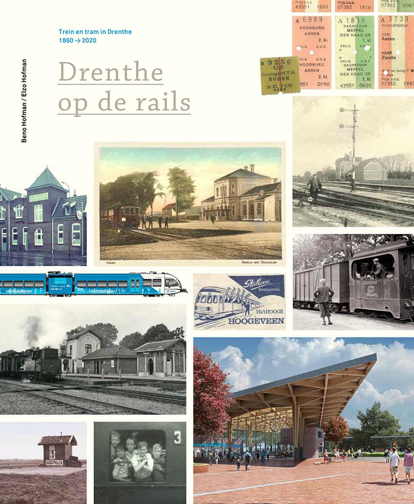 Drenthe Op De Rails