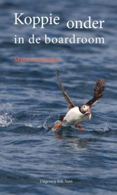 Koppie onder in de boardroom