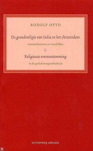 Fenomenologische bibliotheek De genadereligie van India en het christendom . Religieuze overeenstemmingen
