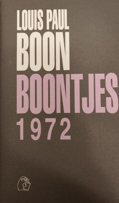 Boontjes 1972