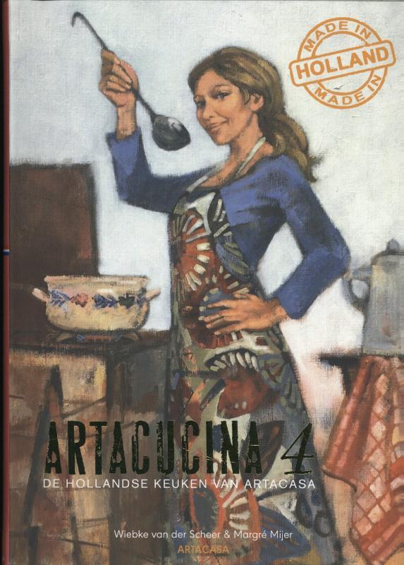 ARTACASA 4 - Deliciously Dutch Recipes