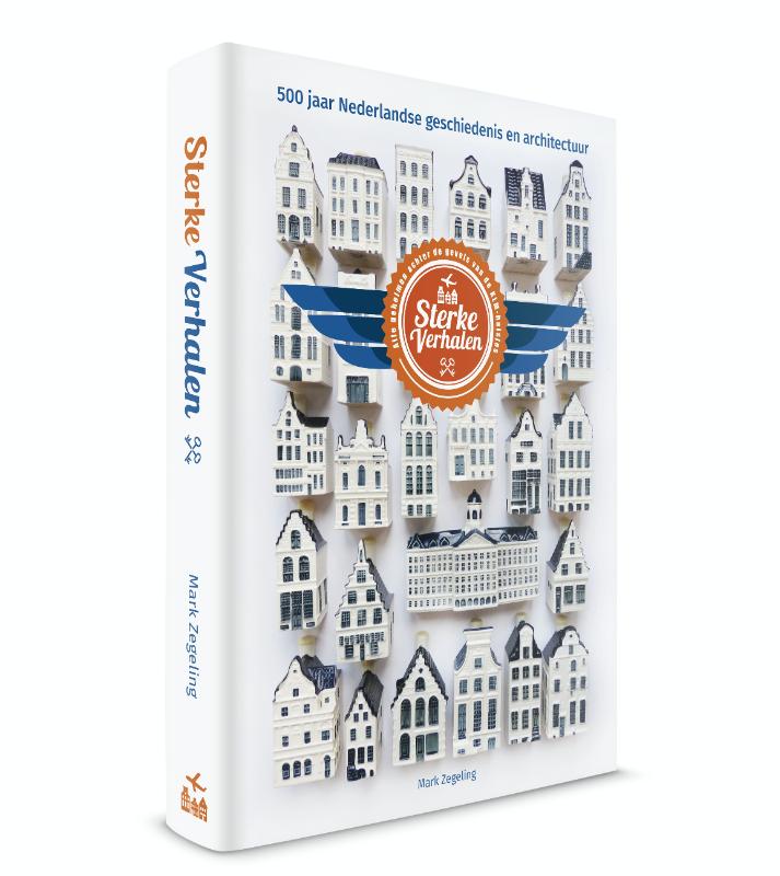 Sterke Verhalen, alle geheimen achter de gevels van de KLM-huisjes