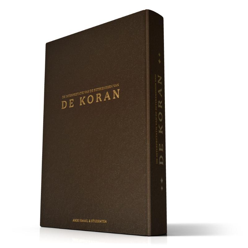 De interpretatie van de betekenissen van de Koran (9789492132031 -