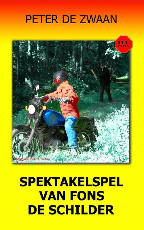 deel 56 Spektakelspel van Fons de Schilder ISBN 9789082052367