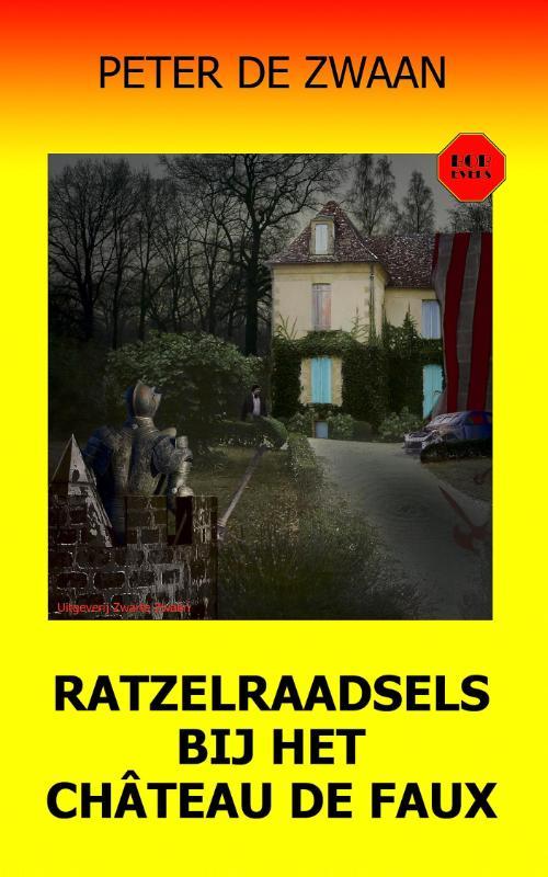 deel 59 Ratzelraadsels bij het château de Faux ISBN 9789082052398