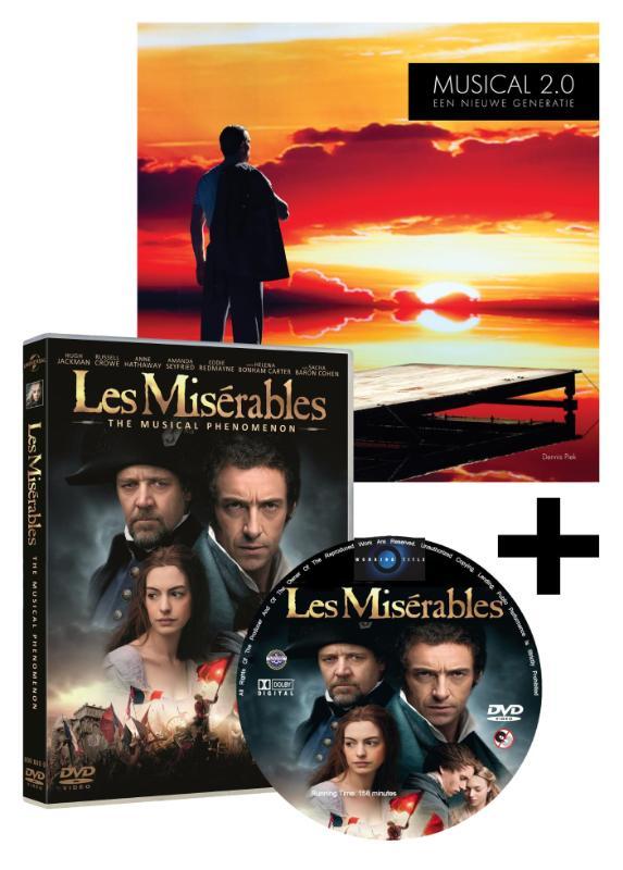 Musical 2.0 (boek) + Les Misérables (film)