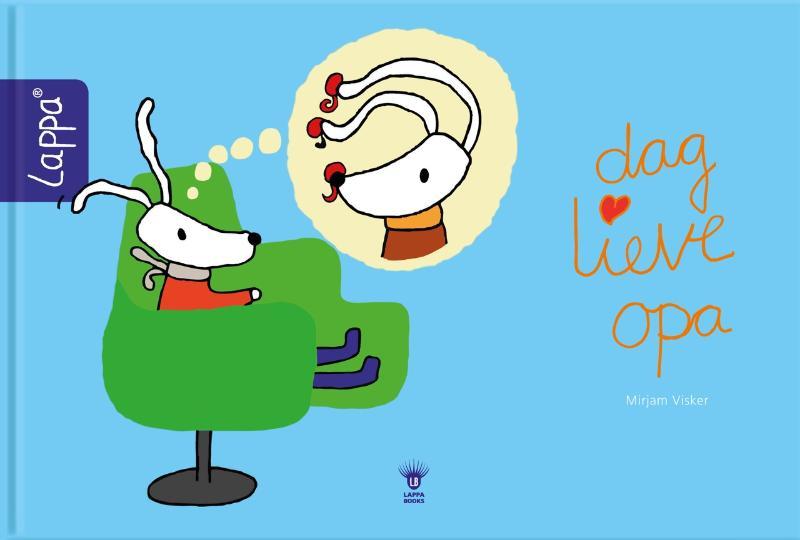 LAPPA® Dag lieve opa