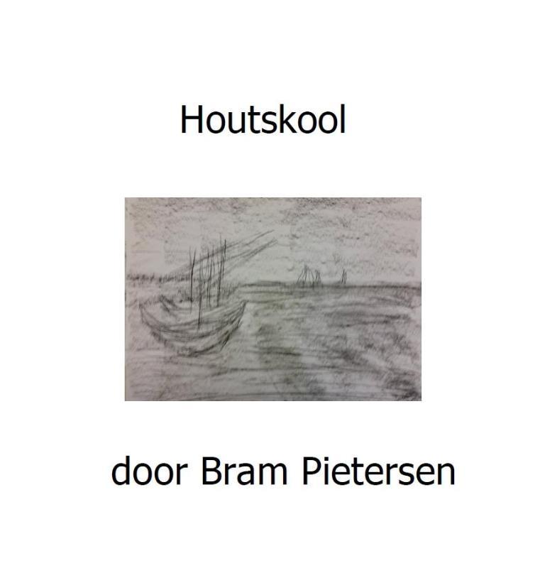 Houtskool door Bram Pietersen