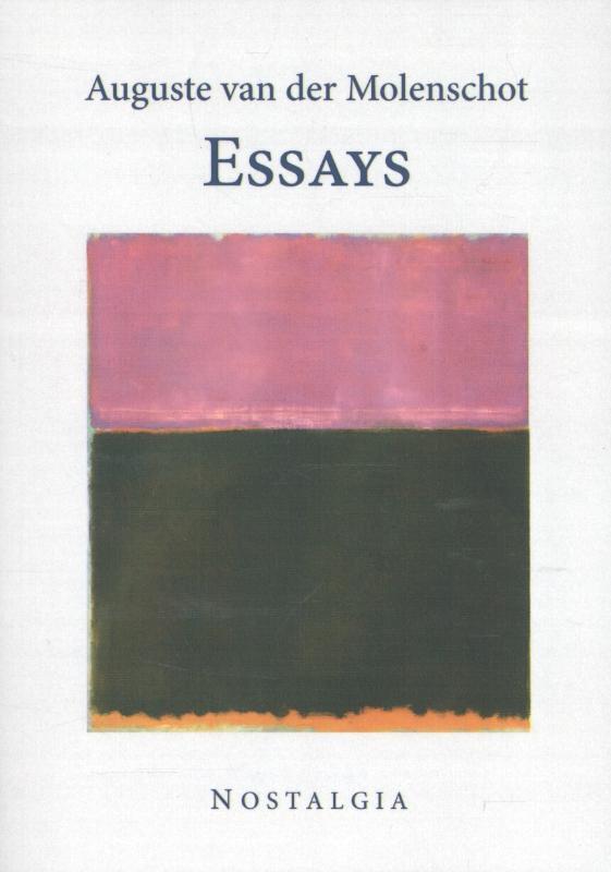 Essays 1996-2014