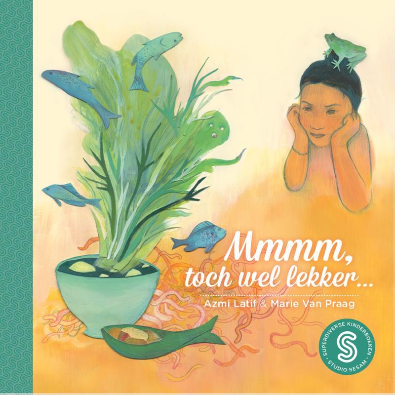 Sesam-kinderboeken Mmmm, toch wel lekker