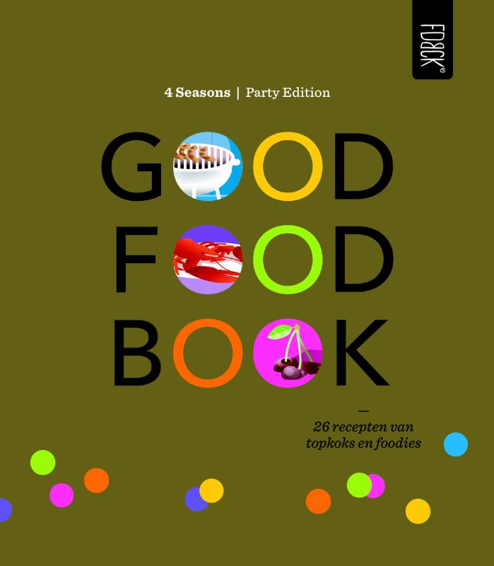 Good Food Book Party Edition