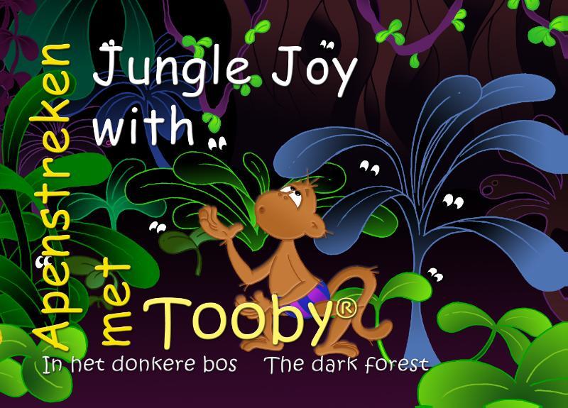 Apenstreken met Tooby - Jungle Joy with Tooby