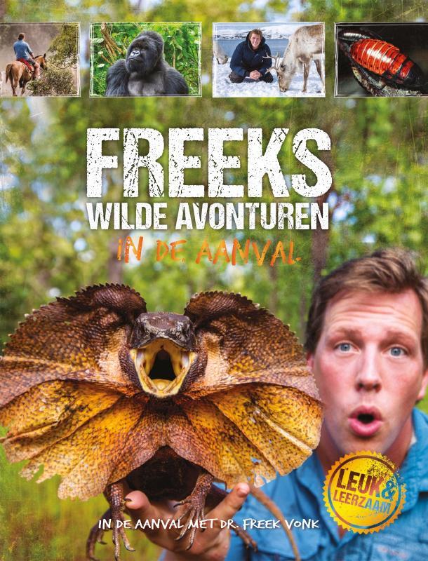 Freeks wilde avonturen: