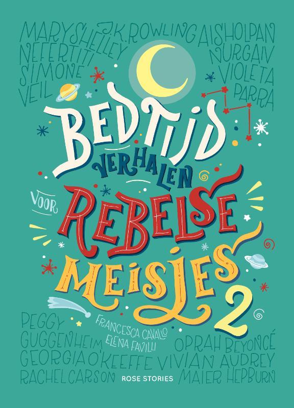 Bedtijdverhalen voor rebelse meisjes 2