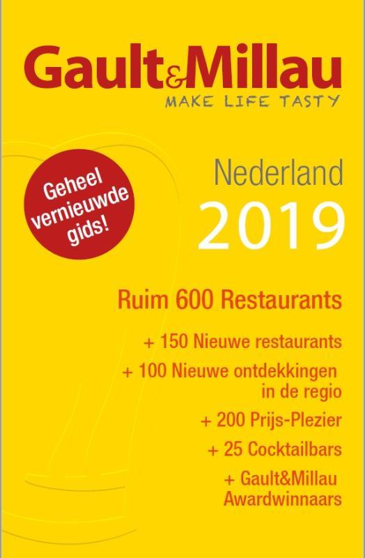Gault&Millau Nederland 2019