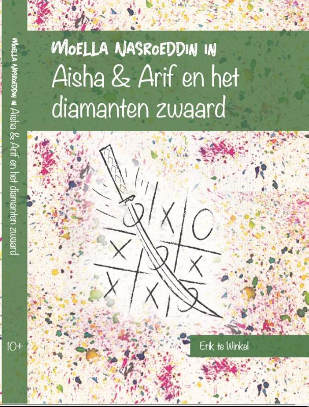 Moella Nasroeddin in Aisha & Arif en het diamanten zwaard