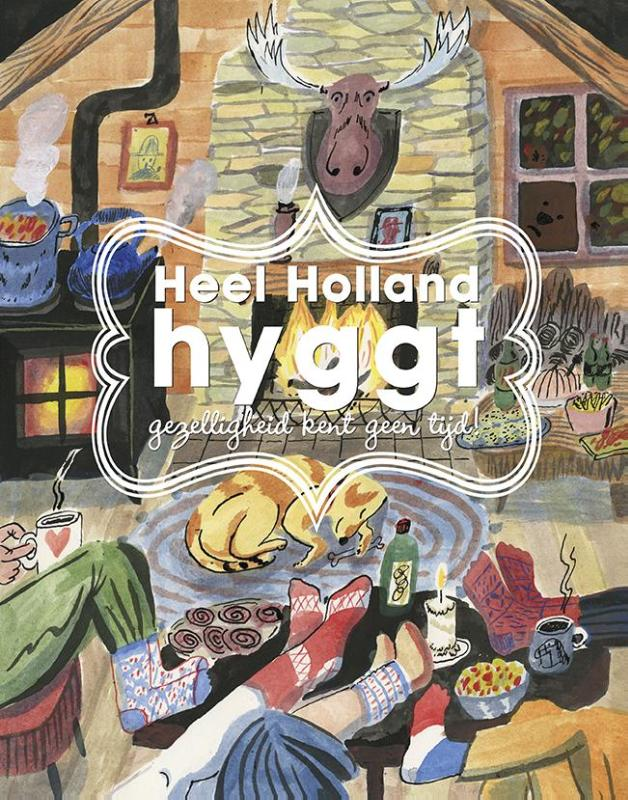 Heel Holland hyggt