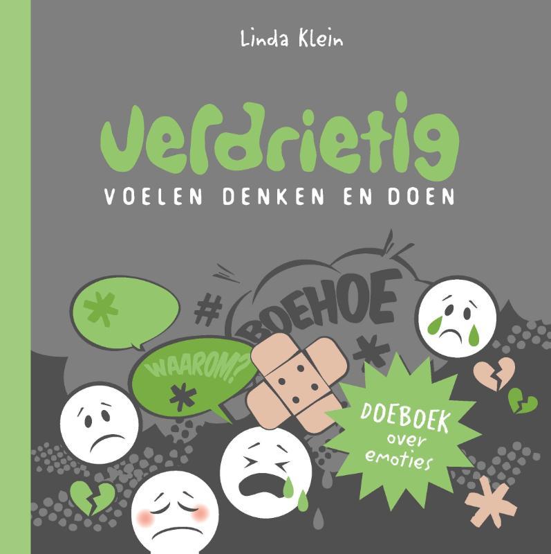 Doeboek over emoties Verdrietig
