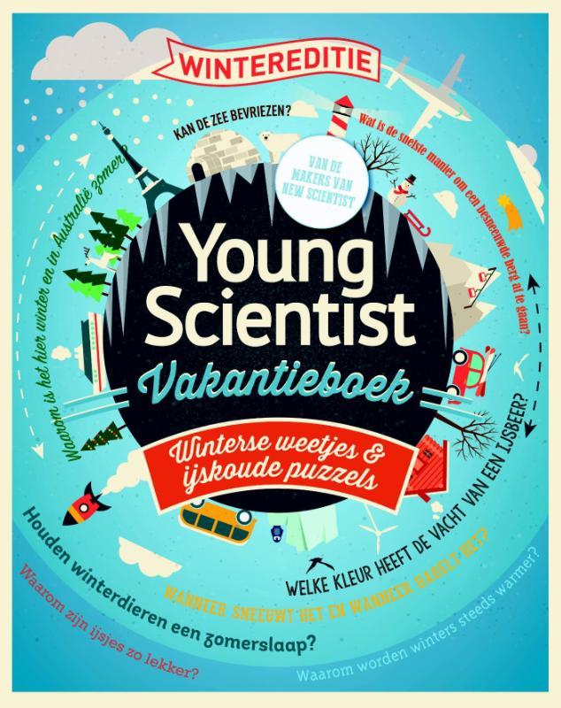 Young Scientist Vakantieboek - winter 2017