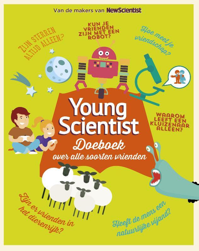 Young Scientist Doeboek - Vriendschap