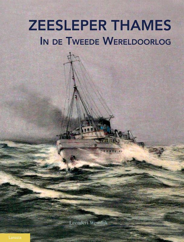 Nederlandse sleepvaart Zeesleper Thames