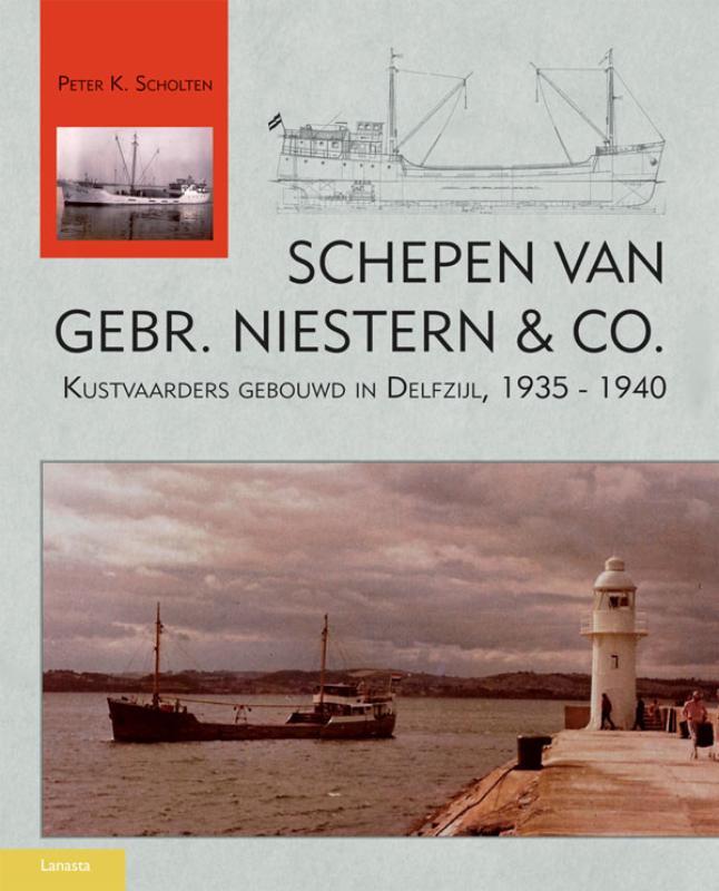 De schepen van Gebr. Niestern & Co.