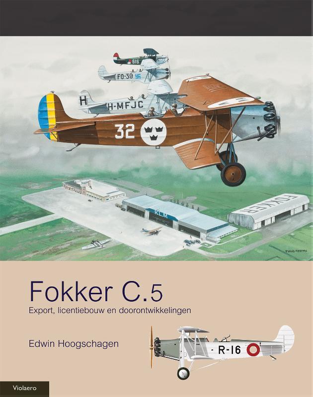 Militaire Historie Fokker C.5 2
