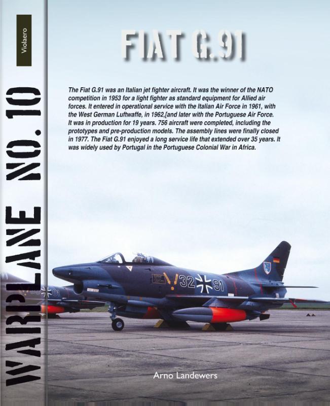 Warplane 10: Fiat G.91