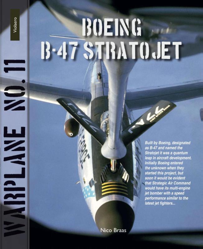 Warplane 11: Boeing B-47 Stratojet