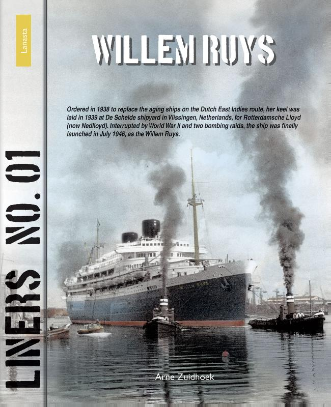 Liners 01: Willem Ruys