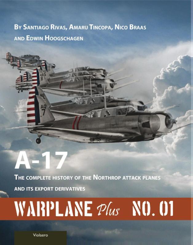 Warplane PLUS 01: A-17