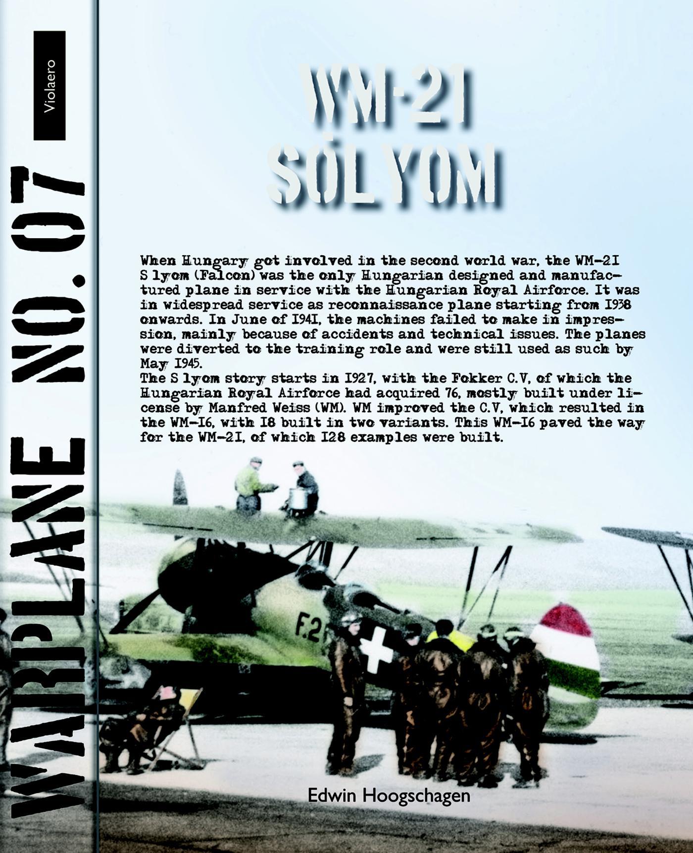 Warplane 7: Weiss WM-21 Sólyom