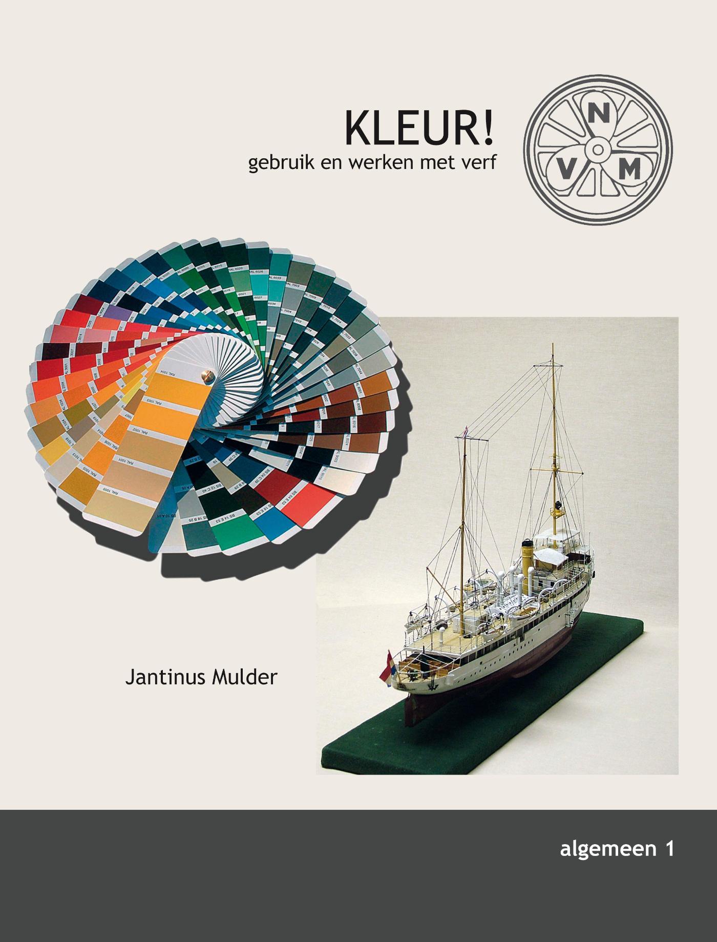 Modelbouw (Algemeen) Kleur! gebruik en werken met verf