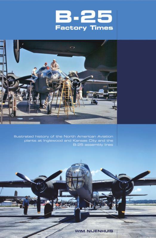 B-25 Factory Times