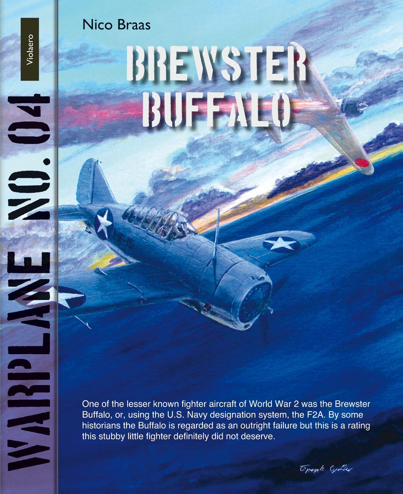 Warplane 04: Brewster Buffalo