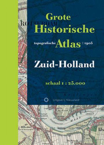 Historische provincie atlassen Grote Historische Topografische Atlas Zuid-Holland