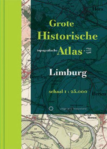 Historische provincie atlassen Grote Historische Topografische Atlas Limburg