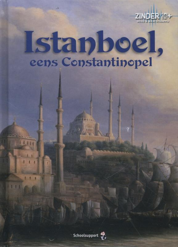 Istanboel, eens Constantinopel Zinder 10+