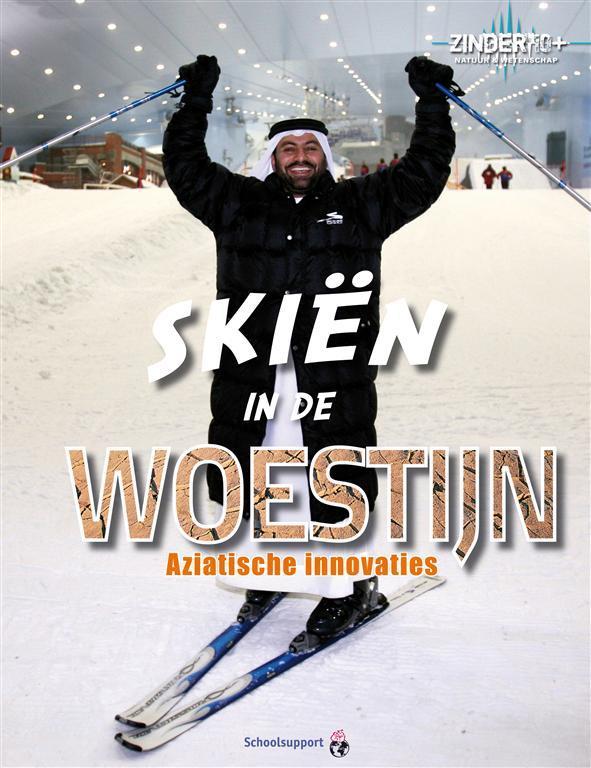 Skiën in de woestijn Zinder 10+