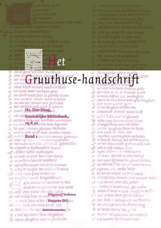 Het Gruuthuse-handschrift