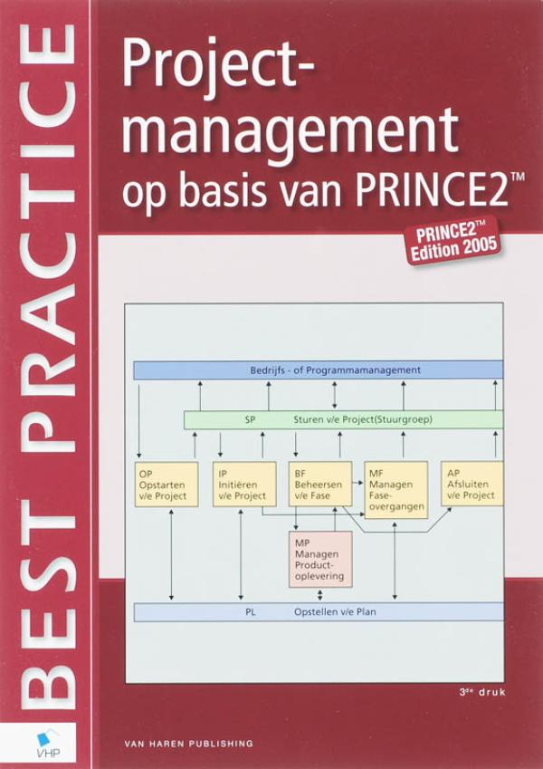 E-Book: Projectmanagement op basis van PRINCE2 (dutch version)