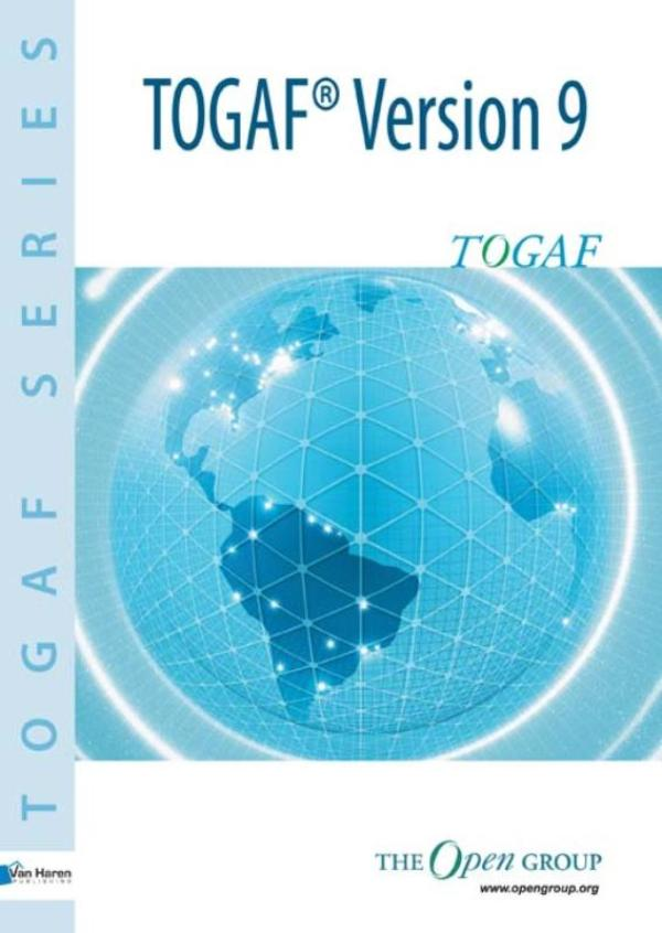 The Open group series E-Book: TOGAF Version 9 (english version)